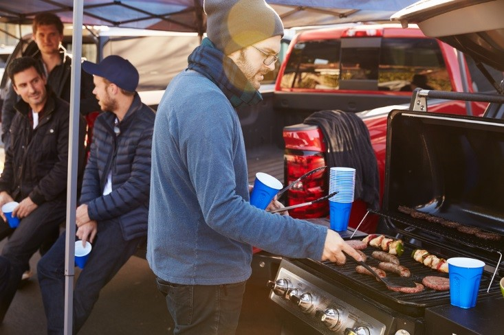 McCarthy Chevy Buick GMC Tailgating