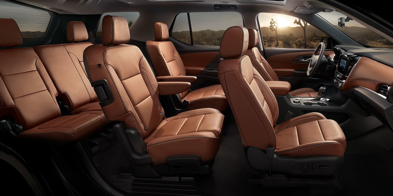chevy-traverse-interior