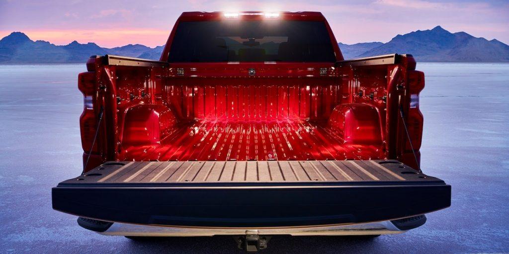 2019 Silverado Truck Bed