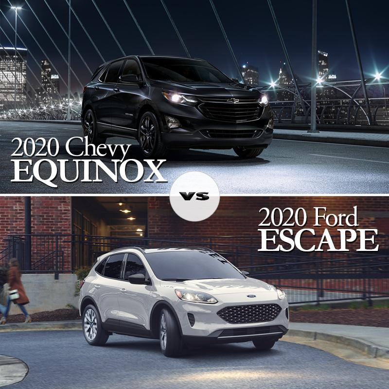 Equinox Vs Escape