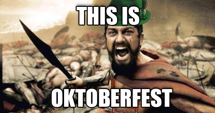 Oktoberfest Meme