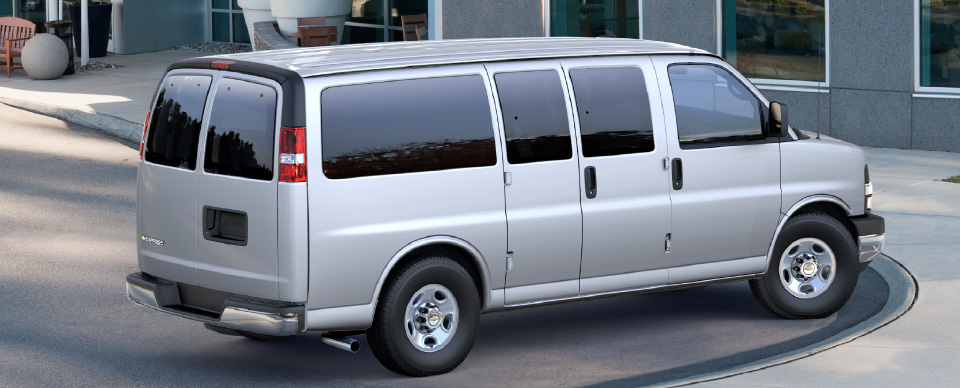 2017 Chevy Express >> 2017 Chevy Express Work Vans Are All About Business