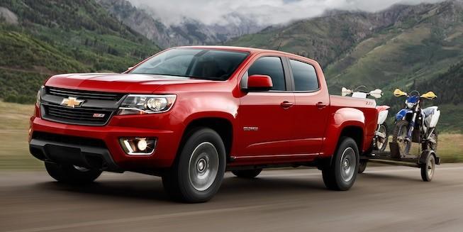 Chevrolet Colorado Towing