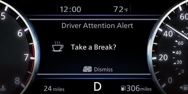 Intelligent Driver Alertness